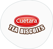 Logo Cuétara Tea Biscuits