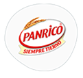 Logotipo de Panrico Burguer y Hot Dogs