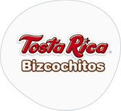 Logotipo de TostaRica Bizcochitos
